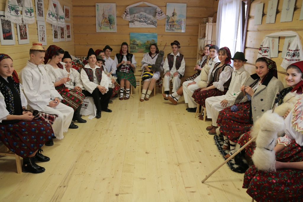 sezatoare traditionala maramureseana
