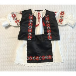 Rochiţă fetiţă CODRU